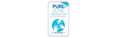PURE ZONE® Antimicrobiel Folie