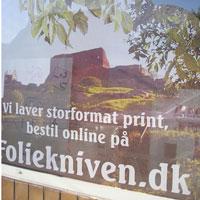 Folie-print